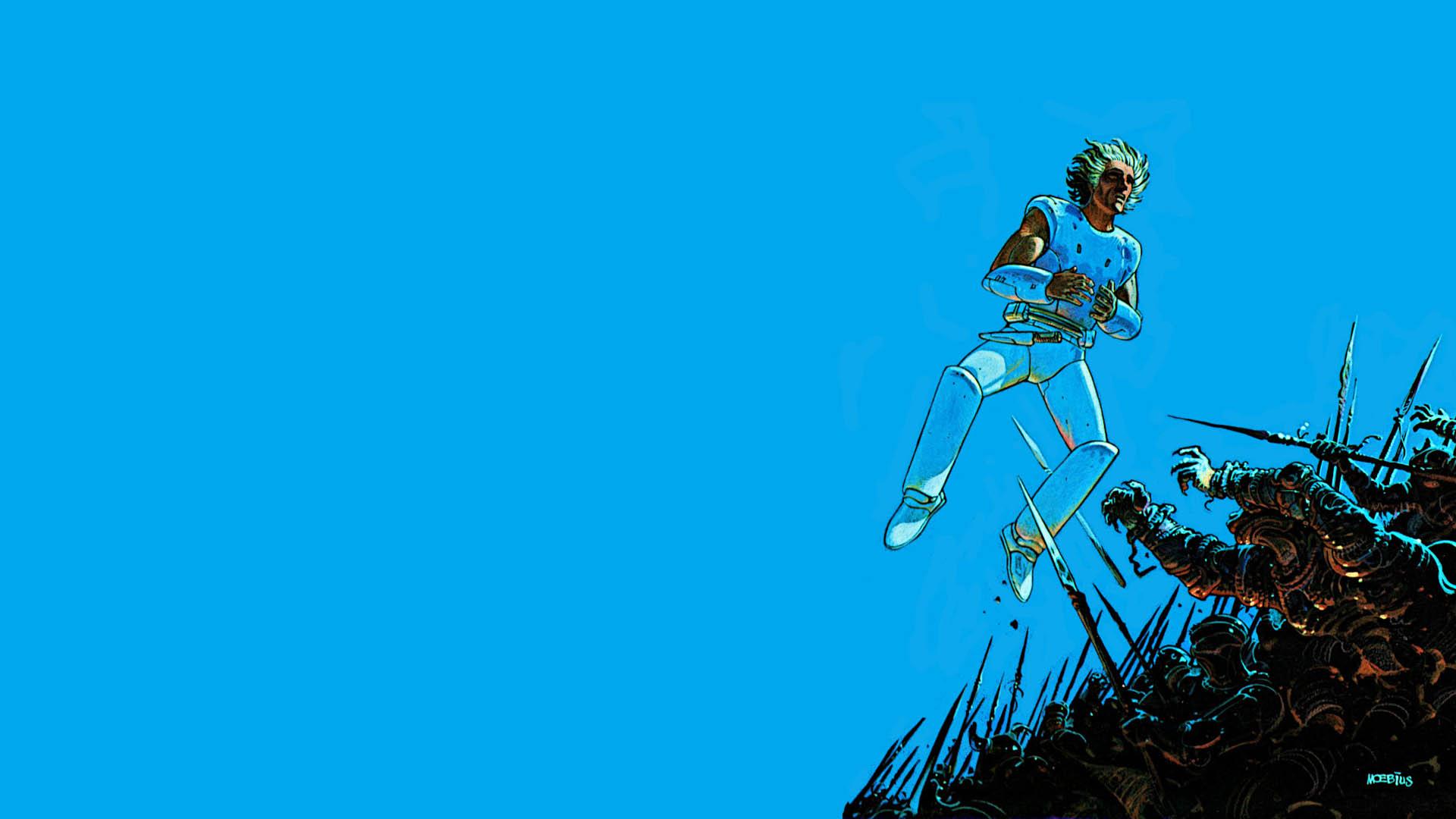 illustratie: Moebius  |  Jean Giraud